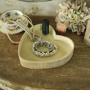 Small Heart Shaped Tray