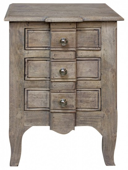 Studley Range -3 Drawer Bedside Chest