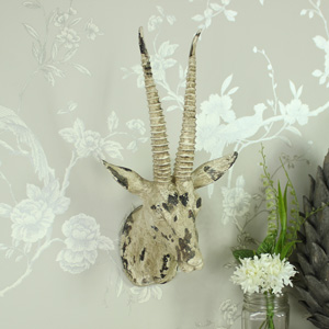 Wall Mountable Antelope Head