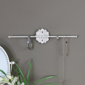 Wall Mountable Jewellery Rail