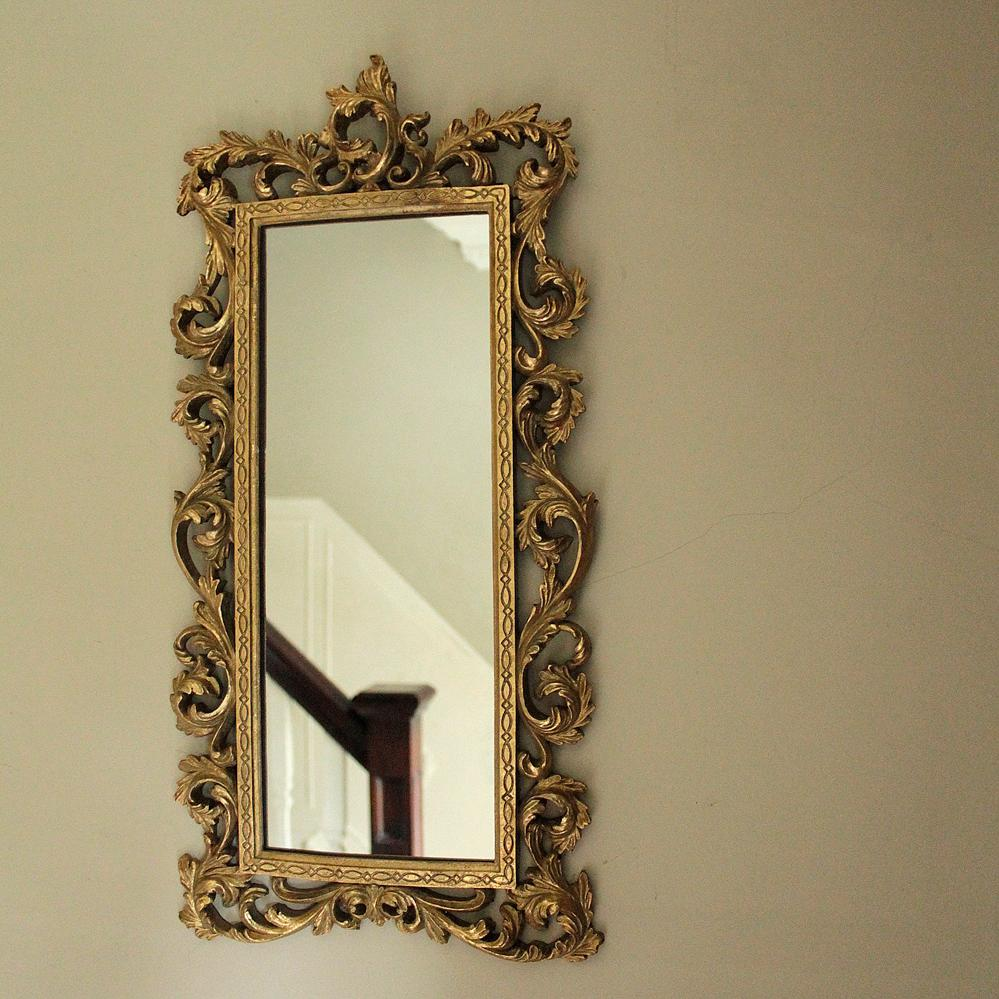 Ornate Wall Mirrors : Shabby chic furniture french style home accessories
