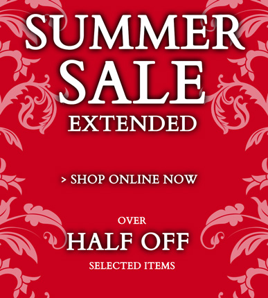 Summer Sale Extended