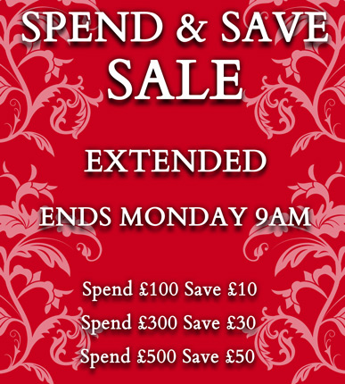 SPEND AND SAVE EXTENDED