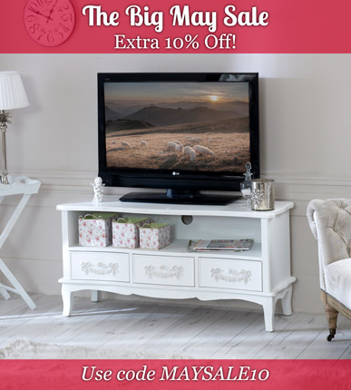 The May Sale 10% Off Extra