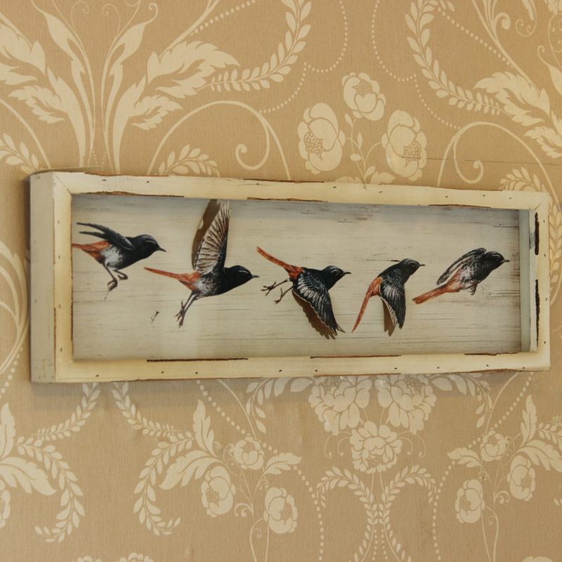 3D Flying Bird Picture