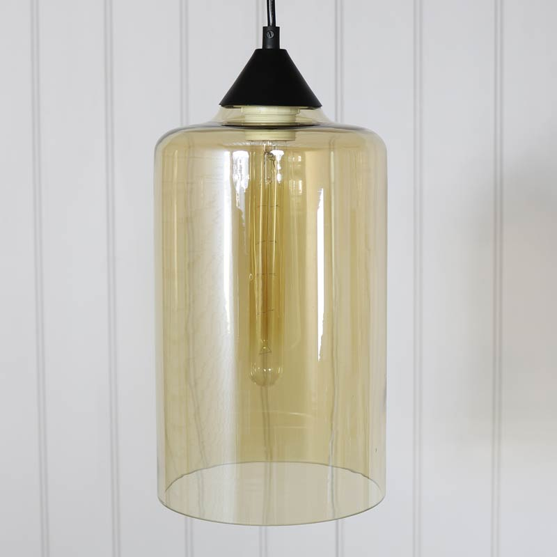 Amber glass pendant ceiling light fitting melody maison amber glass pendant ceiling light fitting amber glass pendant ceiling light fitting aloadofball Gallery