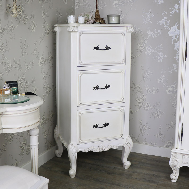 ... Mirror Bedroom Furniture Set, Double Wardrobe, Tallboy Chest Of  Drawers, Dressing Table, ...