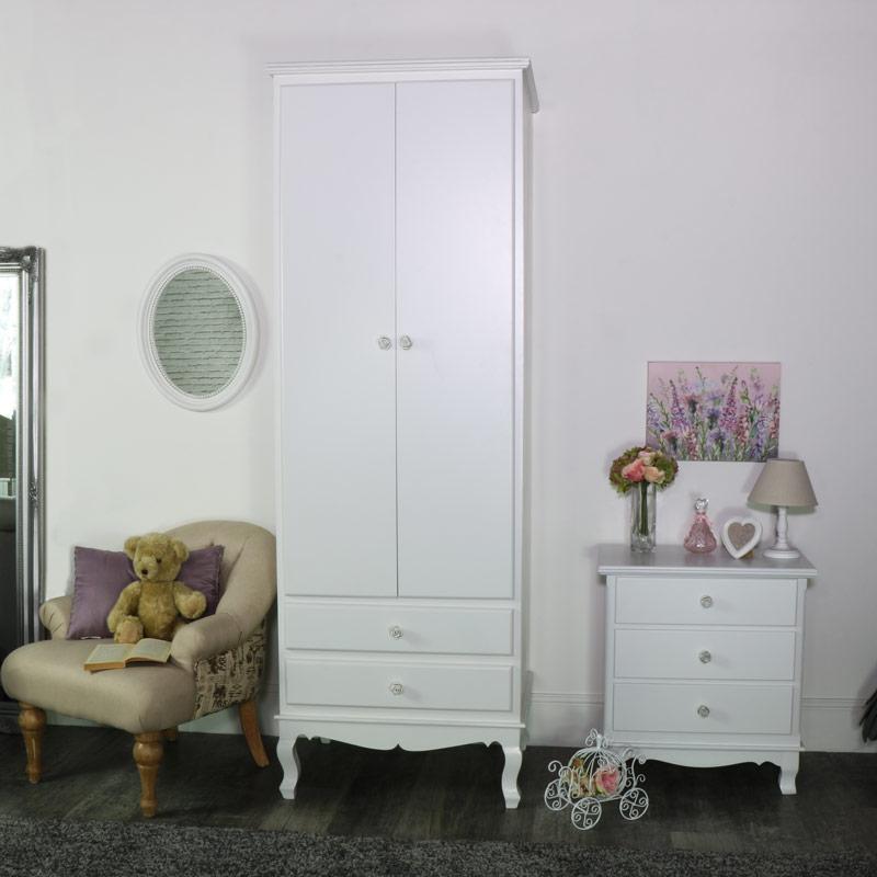 Lila Range - Wardrobe and Chest