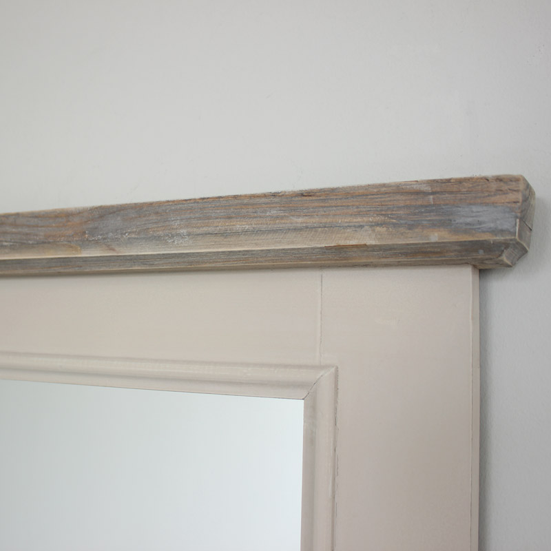 Cotswold Range - Over Mantle Mirror