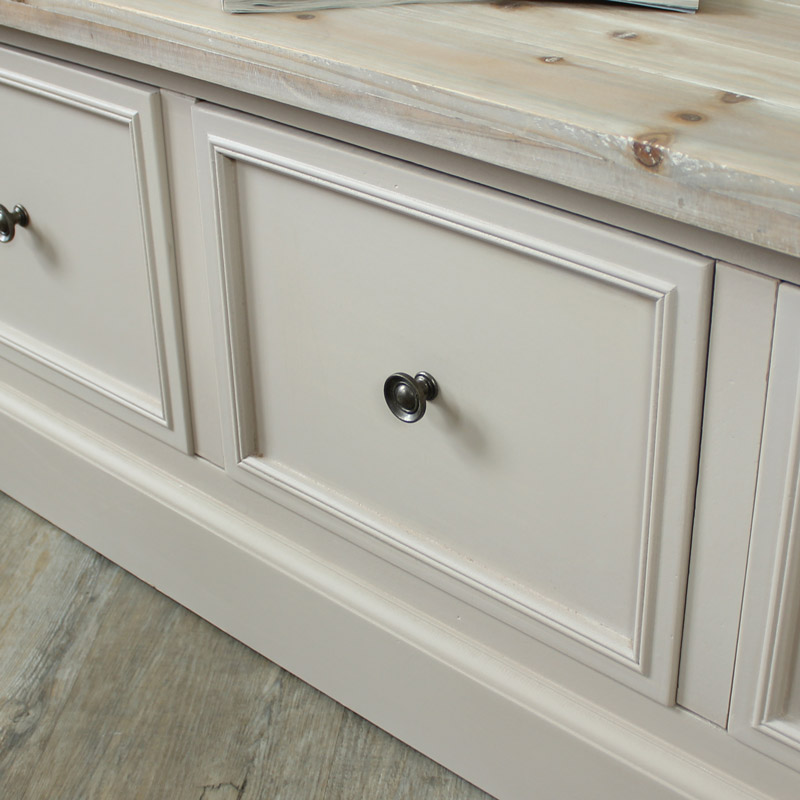 Cotswold Range - Six Drawer Coffee Table