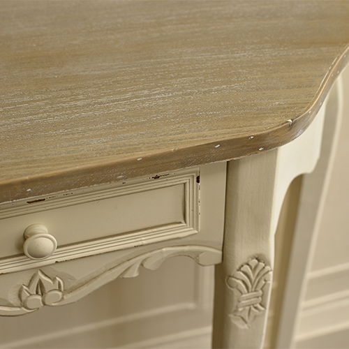 Country Ash Console Table