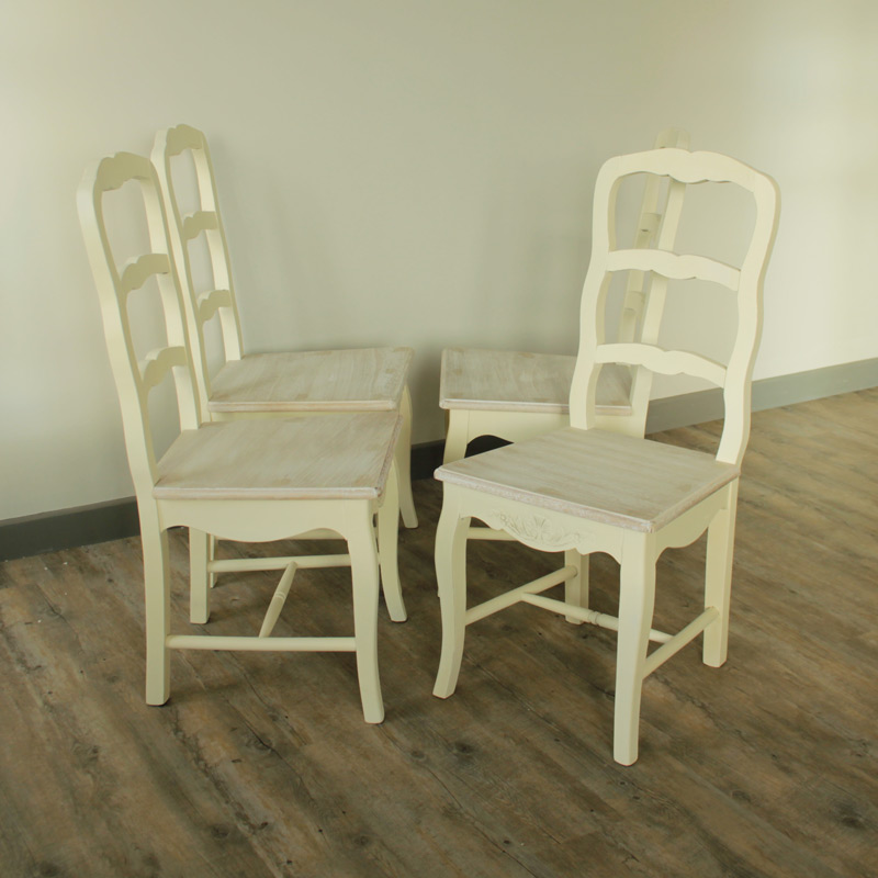 country ash range cream dining room chairs 4 cream chairs. Black Bedroom Furniture Sets. Home Design Ideas