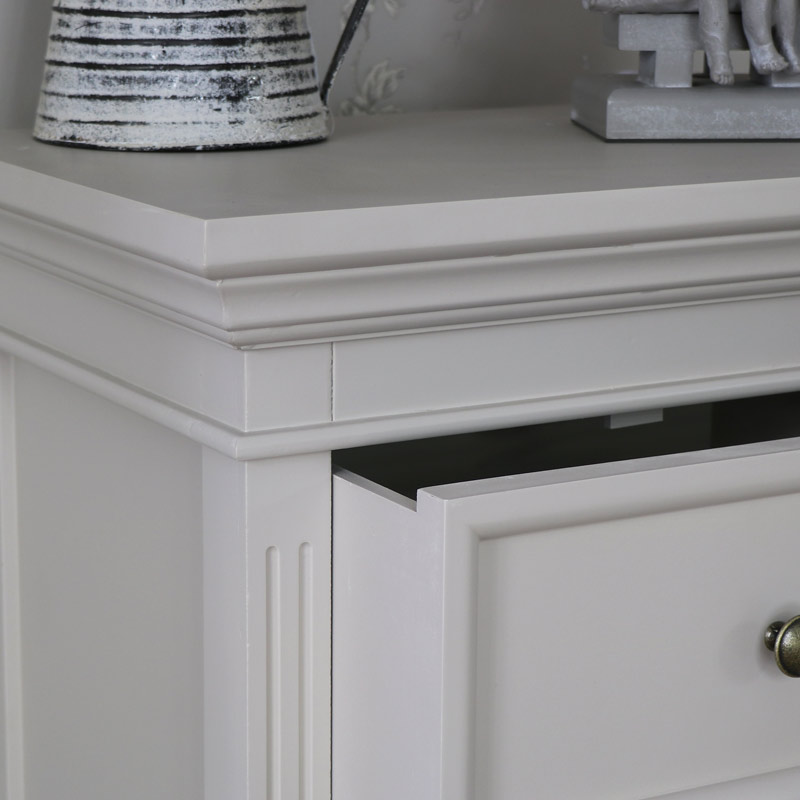Daventry Range - Four Drawer Wellington Chest