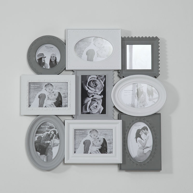 Decorative Multi Photo Frame