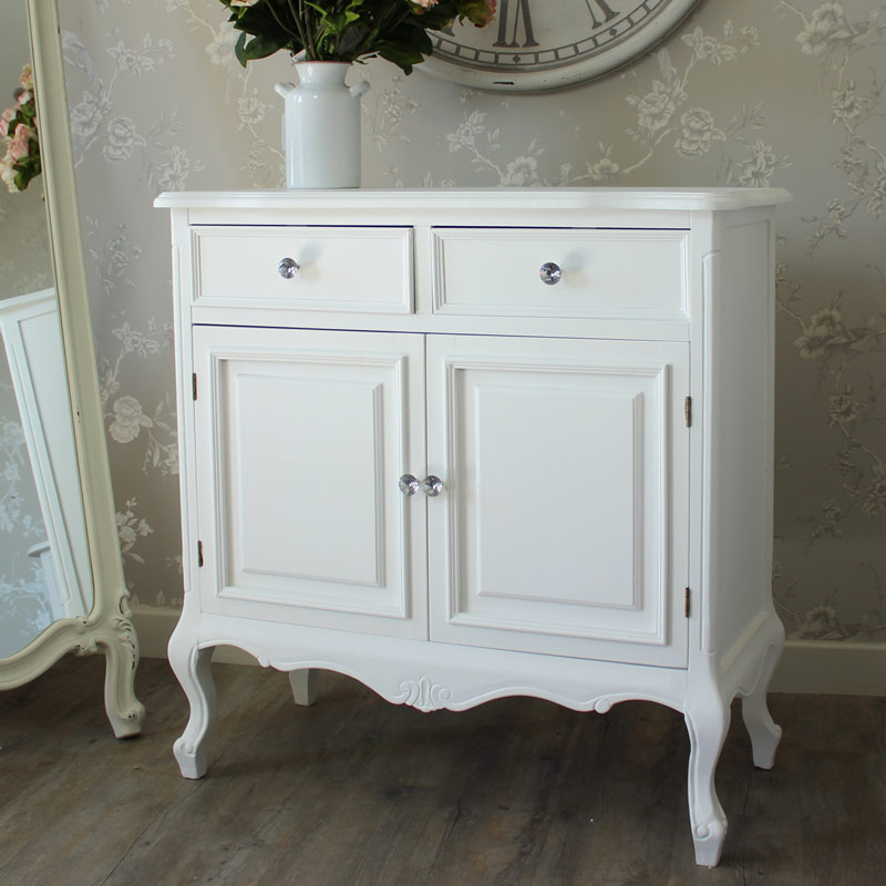 2 Drawer Sideboard With Cupboards