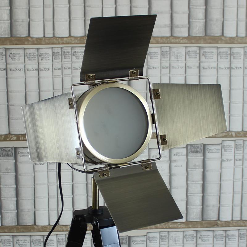 Floor Standing Tripod Lamp
