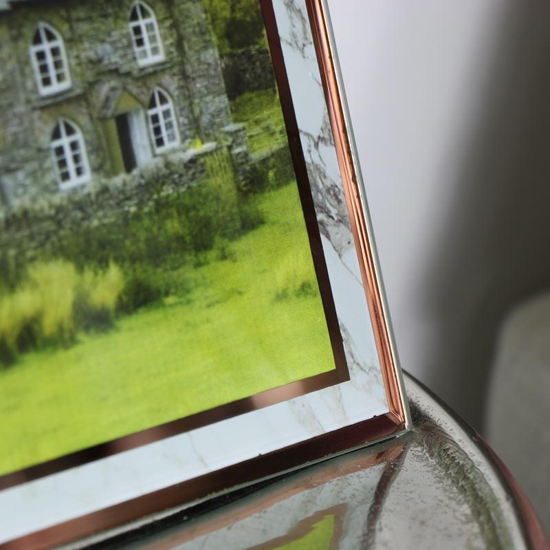 Glass Photograph Frame