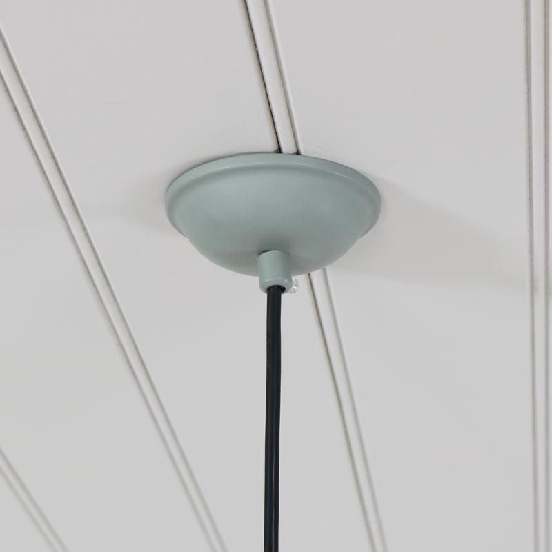 grau metall vintage h ngeleuchte scheune industriell stil. Black Bedroom Furniture Sets. Home Design Ideas