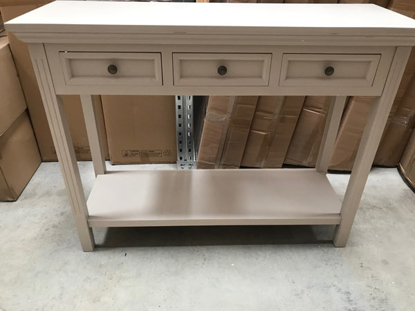 Grey Sideboard-Taupe-Grey Range SECOND 3025