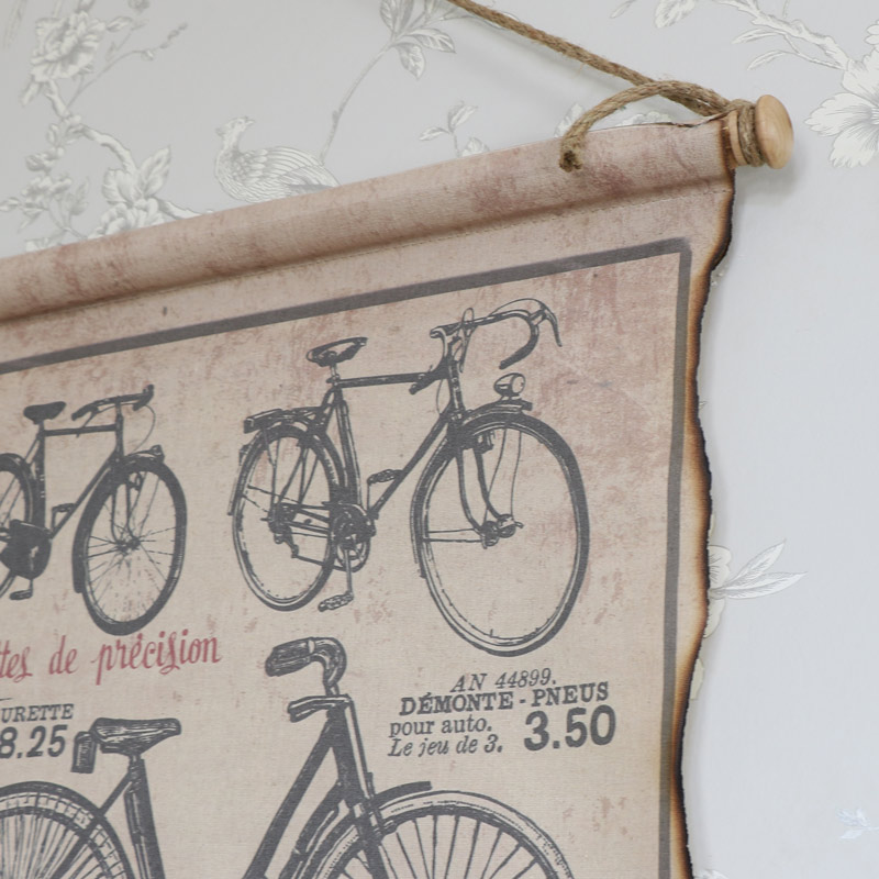Contemporary Bicycle Wall Art Vignette   Wall Painting Ideas .