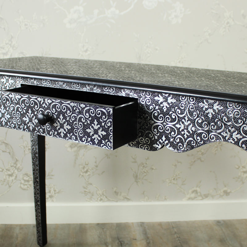 Marrakech Range - 1 Drawer Console Table