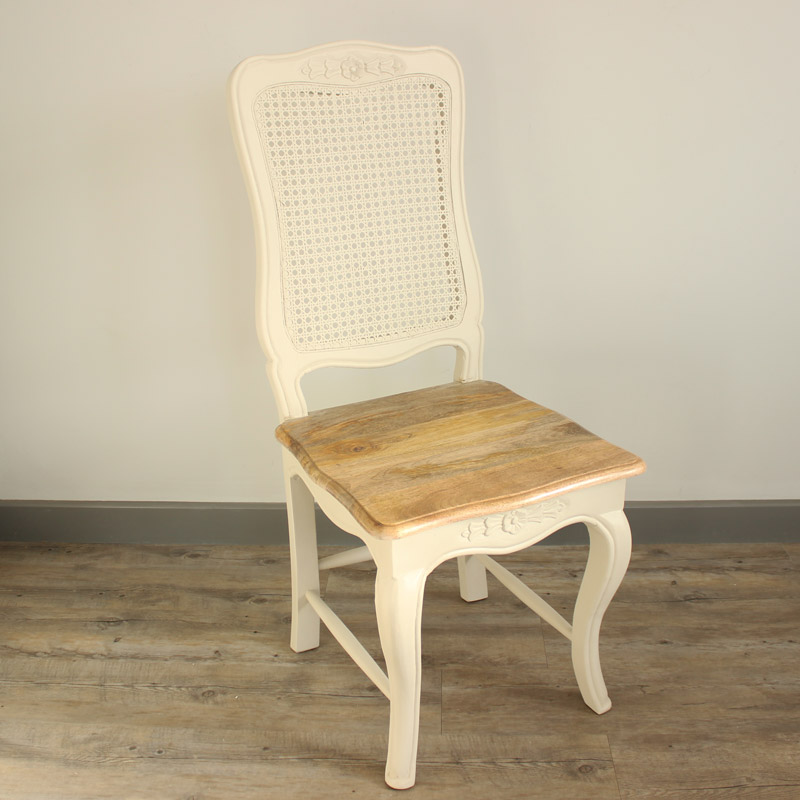 Rattan Wooden Dining Chair