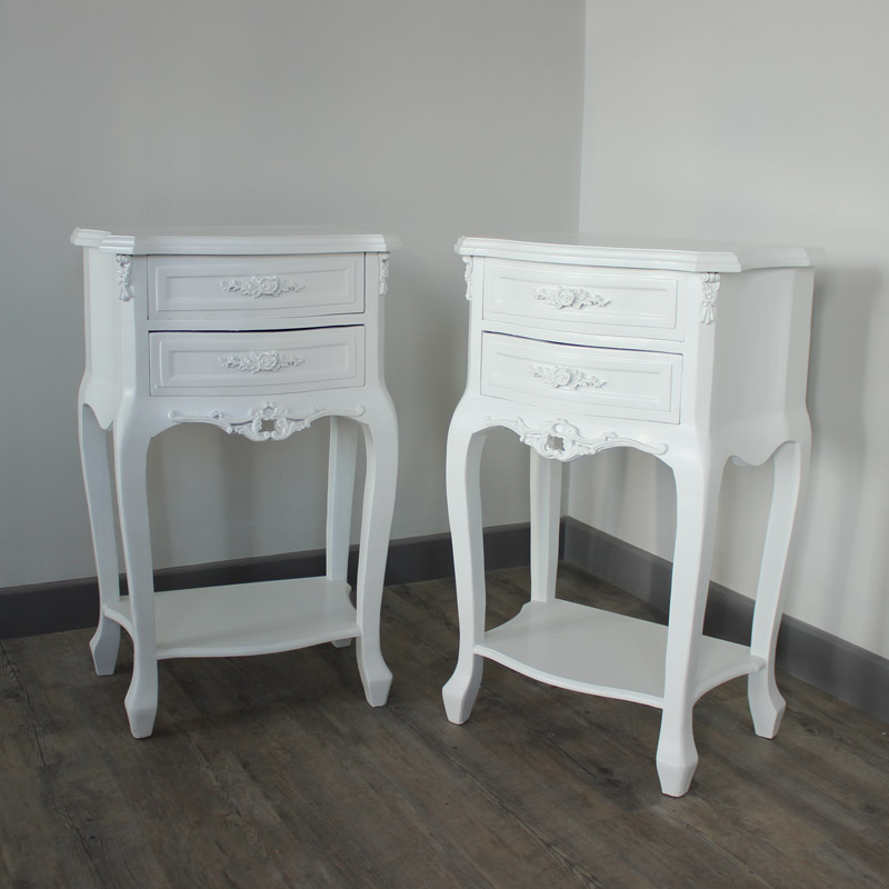 white dressing table mirror stool drawers wardrobe bedside. Black Bedroom Furniture Sets. Home Design Ideas