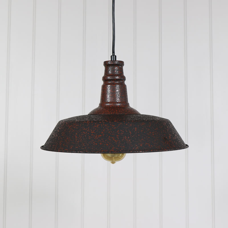 Rustic Industrial Style Ceiling Pendant Light