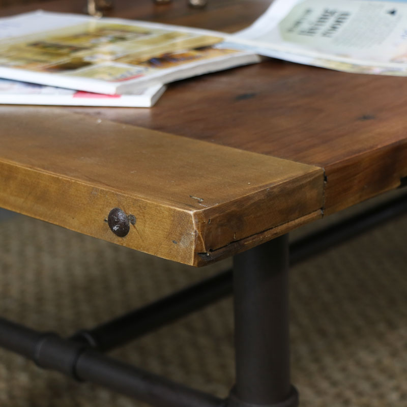 Industrial Themed Coffee Table