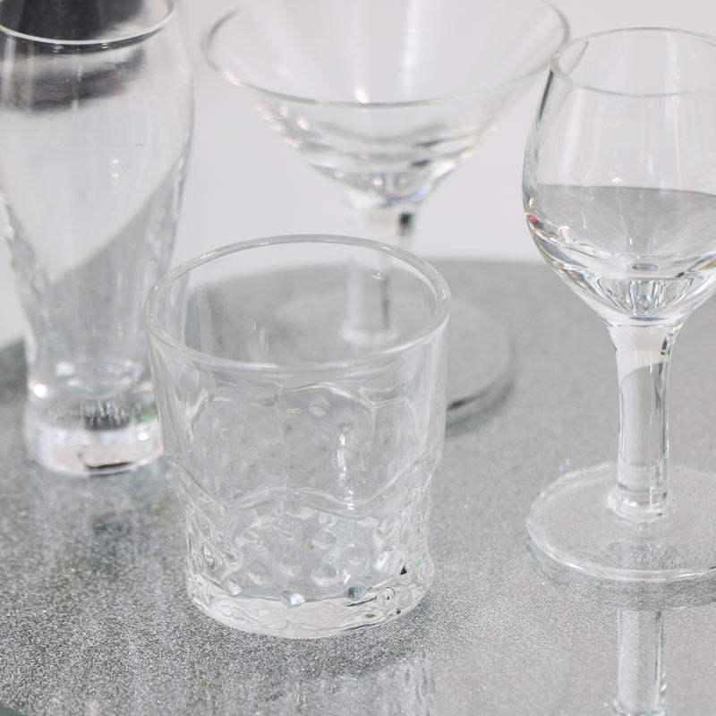 Set of 4 Cocktail Shot Glasses