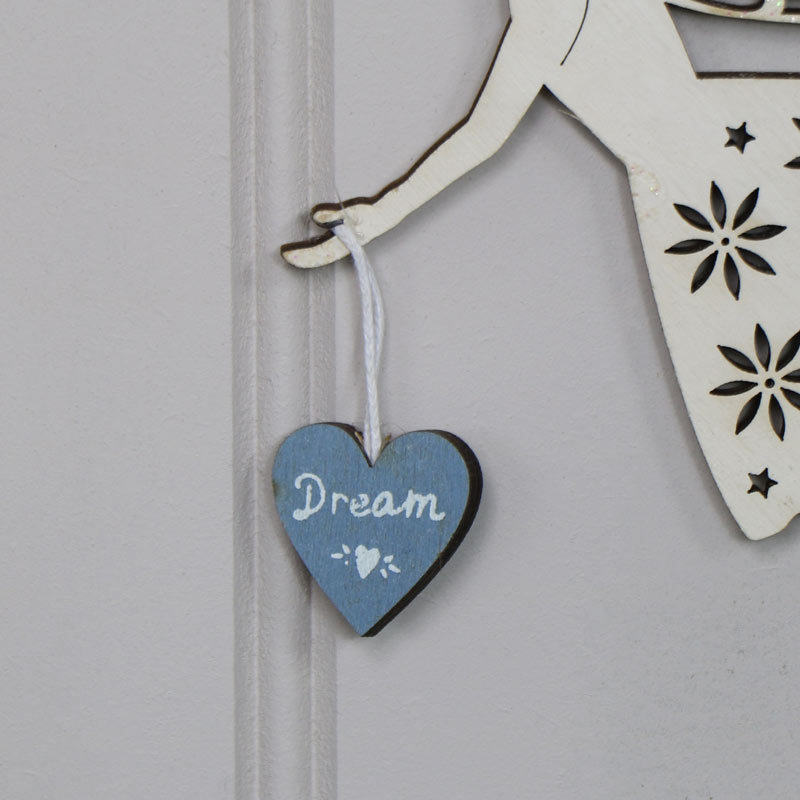 "Sparkling Fairy ""Dream"" Hanging Decoration"