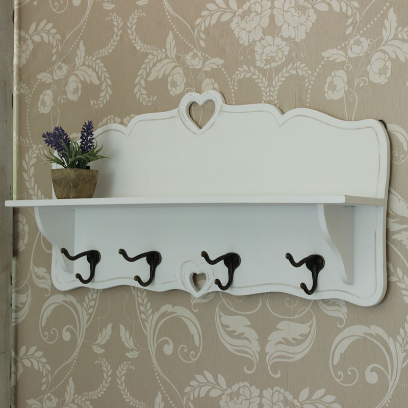 The Freya Range - Four Hook Coat Hanger