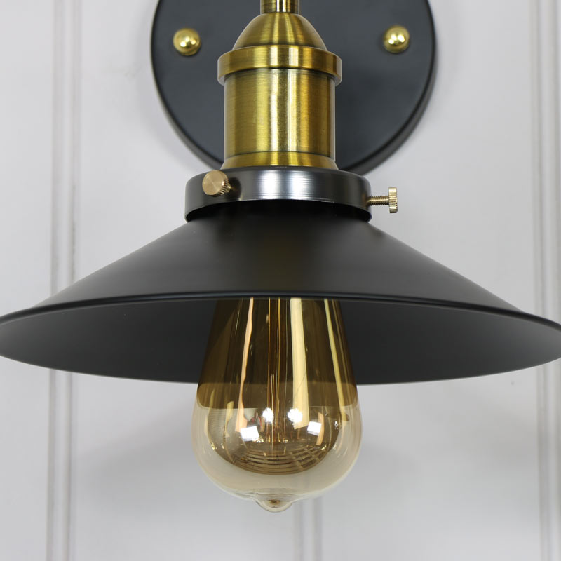 Adjustable Industrial Extending Wall Light Sconce Retro