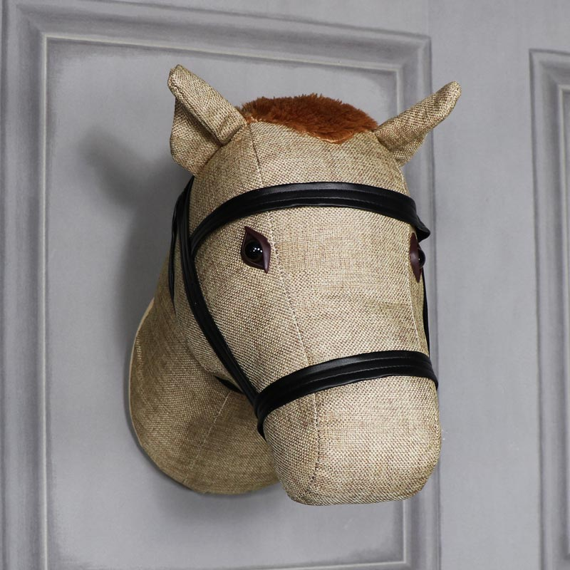 Wall Mounted Horse Head