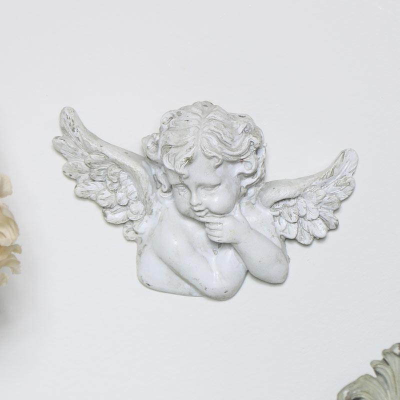 Winged Cherub Wall Art