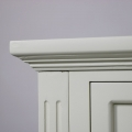 2 Drawer Console/Dressing Table - Daventry Cream Range - Seconds Item
