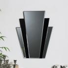 Art Deco Fan Wall Mirror