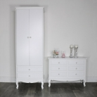 Lila Range - Wardrobe and Chest