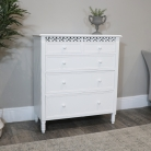 Blanche Range 2 over 3 chest of drawers