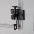 Rustic Metal Tap Wall Hook