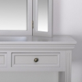 Grey Console/Dressing Table - Daventry Dove-Grey Range