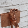 Copper Metal Tap Wall Hook