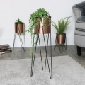 Copper Plant Stand - Large