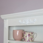 Cream Country Wooden Wall Shelves