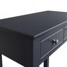 Dark Grey Console Table/Dressing Table - Brooklyn Range