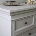 Daventry Range - Grey 7 Drawer Chest of Drawers