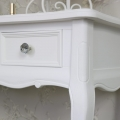 Elise White Range - 3 Drawer Console/Dressing Table