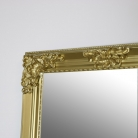 Extra, Extra Large Ornate Gold Full Length Wall/Floor Mirror 85cm x 210cm