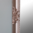 Extra, Extra Large Ornate Rose Gold Pink Full Length Wall/Floor Mirror 85cm x 210cm