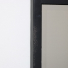 Extra Large Metal Window Mirror 110cm x 135cm